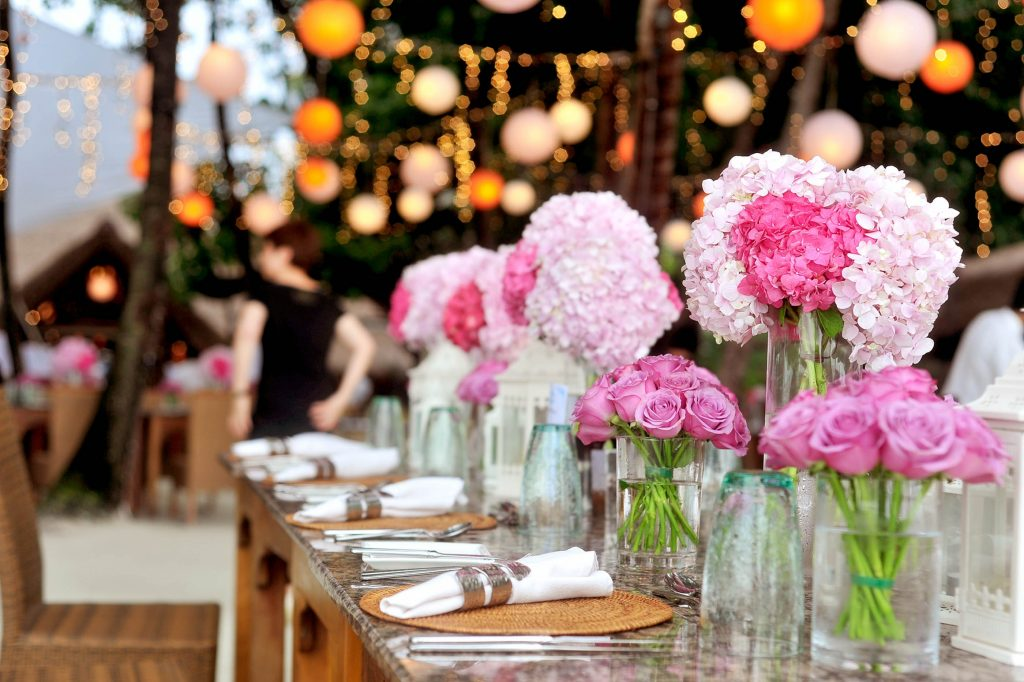 Photography Services - Wedding Dinner